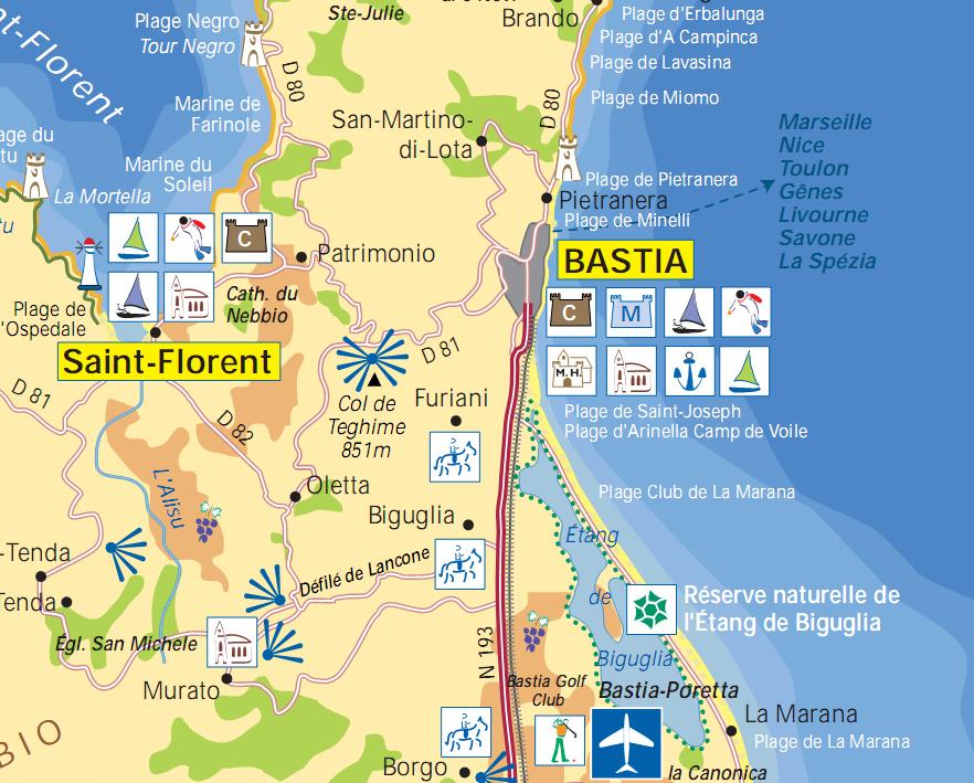 Hotel Saint Joseph Corse